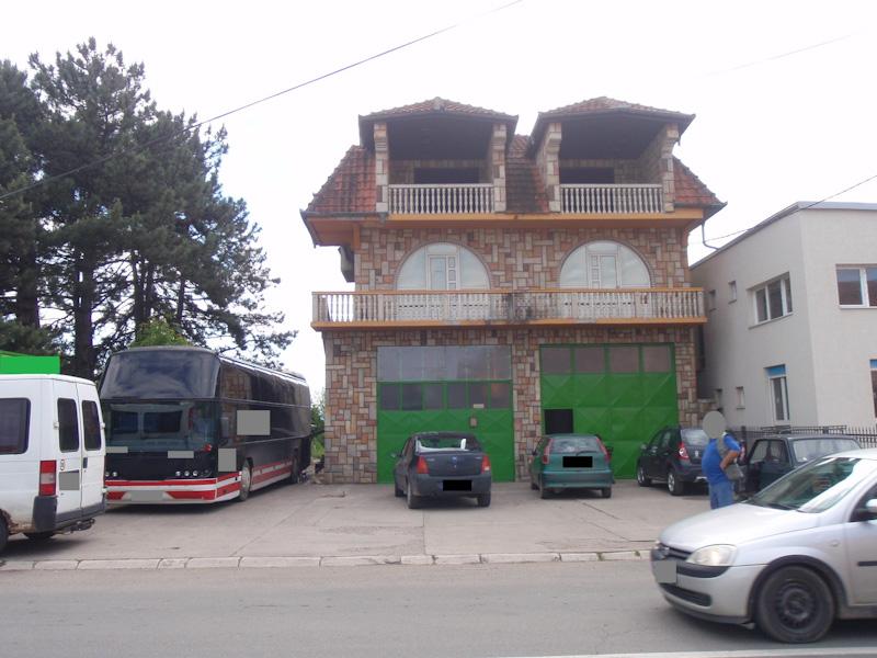 Hala, garaza, poslovno stambeni prostor, prodaja, iznajmljivanje, zamena