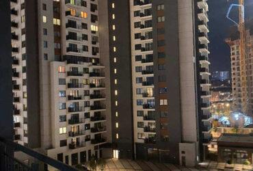Izdajem trosoban stan 85m2 Beograd na vodi, Vista