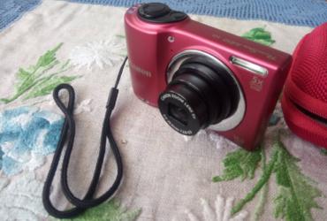 Fotoaparat digitalac 16Mpx (5x zoom) Canon A810 power shot + 8Gb mem.