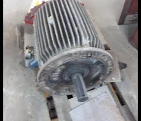 "Trofazni el. motor ""Sever"" ispravan  45Kw ,1440 obrtaja."
