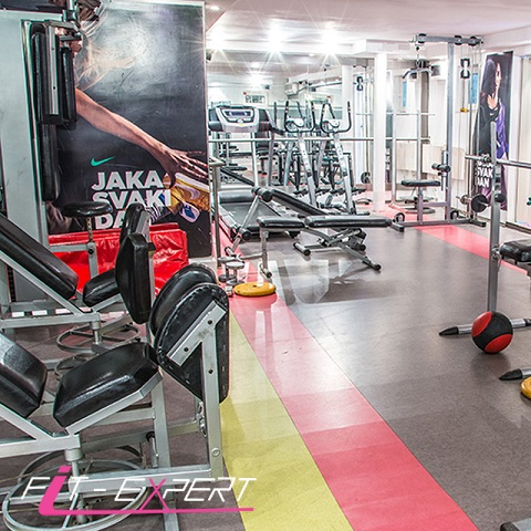 Fitnes za zene Novi Beograd