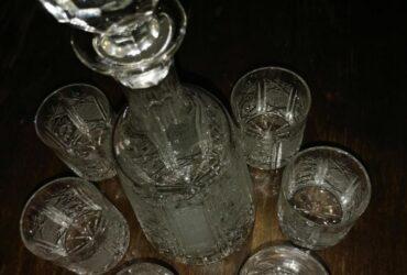 Brušeni kristal iz 1975