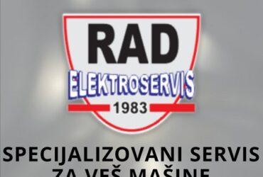 Servis za ves masine Novi Sad