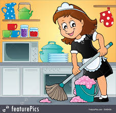 potrebna žena za čišćenje