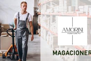 Nameštaj Amorini: Potreban magacioner