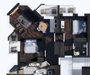 SATELIT LUX Luxury apart-hotel – member od SATELIT GROUP