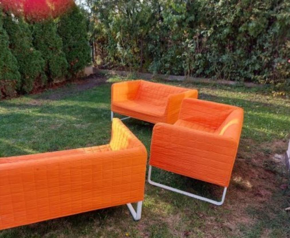 Baštenski Dvosed narandžasti