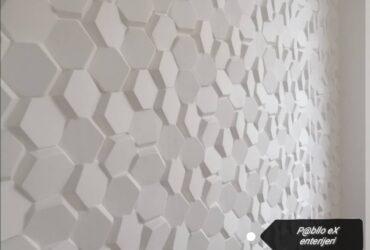 3D paneli za zidove model za 2021 NOVO
