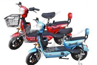 Električna bicikla Scooter CSS-62Q NOVO