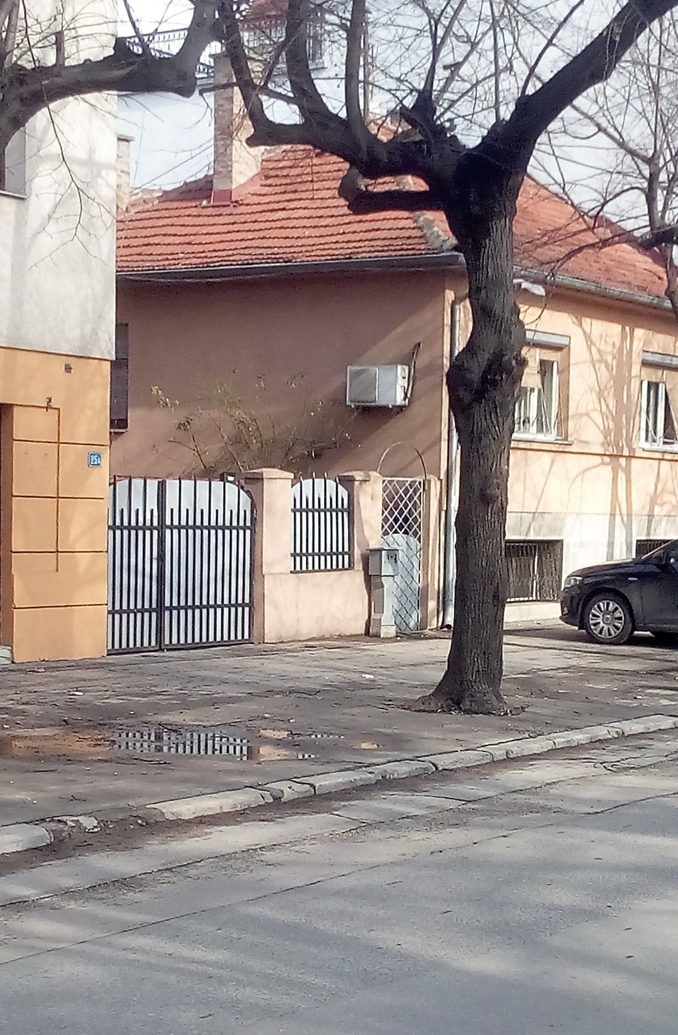 Mesto za trafiku