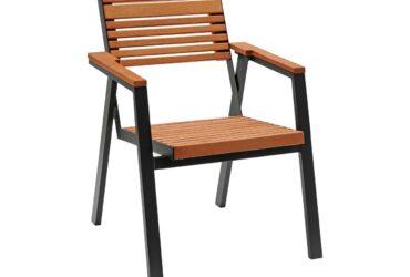 Baštenska ergonomska stolica