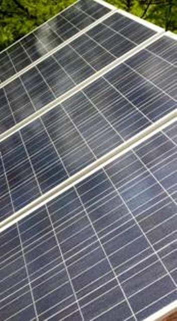 Solarna oprema za struju