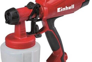 Einhell TC-SY 400 P Električni pištolj za farbanje Akcija