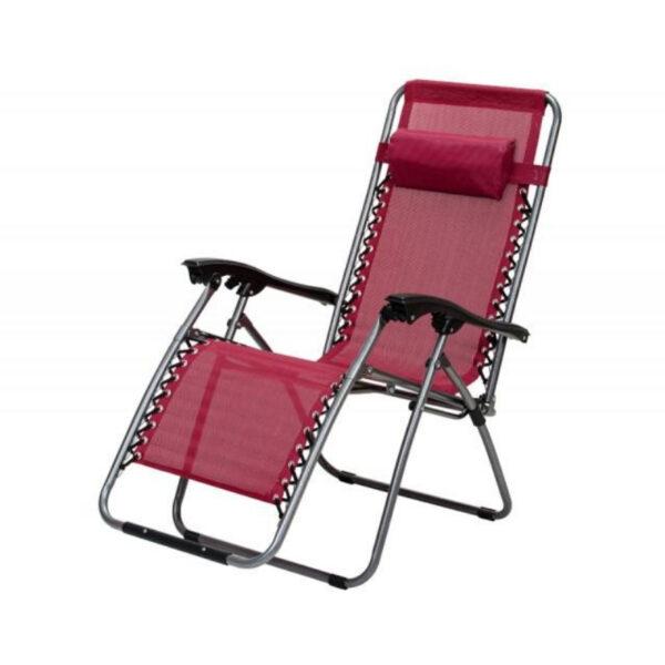 MESSINA Baštenska podesiva stolica NOVO