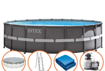 ULTRA XTR FRAME Bazen metalni okvir 4.88 x 1.22 NOVO 2021