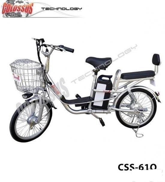 Električna bicikla CSS-61Q Colossus NOVO