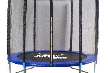 JUMP TIME Trampolina 244 cm NOVO 2021