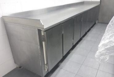 Prodajem nov frižider + – sav od inoksa