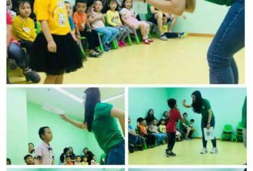 Cuvanje dece i predavanje engleskog