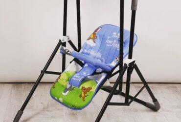 Ljuljaske za decu bebe sto i stolica set