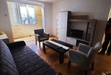 Izdajem 2.0 soban potpuno namešten stan na bul Dr. Zorana Djindjića