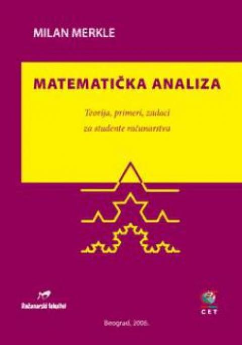 Časovi Matematičke Analize studentima RAF