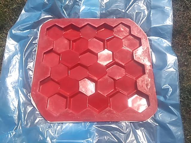 gumeni kalupi za 3D gipsane panele