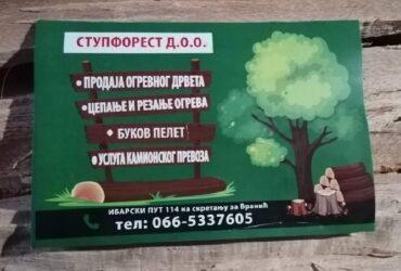Potrebna dva radnika za rezanje i cepanje panjeva – Beograd, Meljak