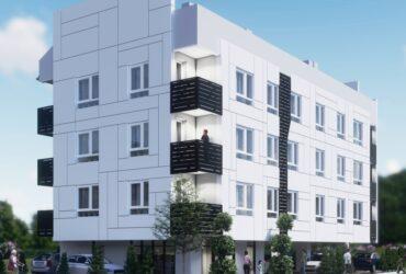 Novogradnja na Bulevaru sa PDV-om