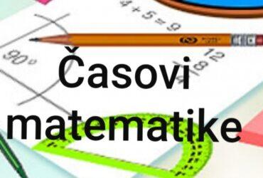 Online casovi matematike za osnovce