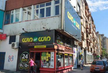 Izdavanje lokala u centru grada