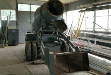 Mobilna betonjerka