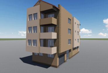 Na prodaju stanovi u novoj zgradi na Panteleju