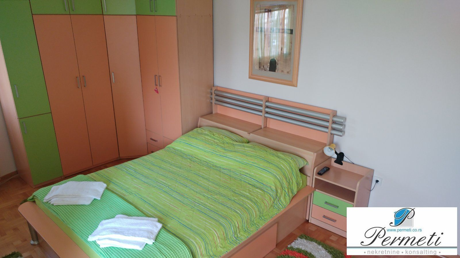 Dvosoban stan na Bulevaru Nemanjića