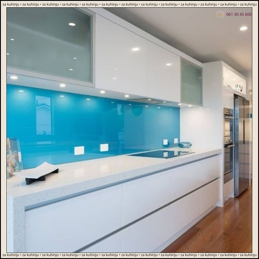 Kaljeno staklo:natpisi za firme,pregradni zidovi,za kuhinje