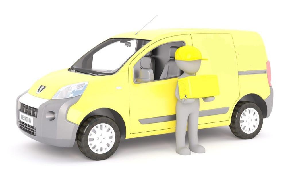 Potreban vozač sa sopstvenim autom za dostavu hrane, saradnik