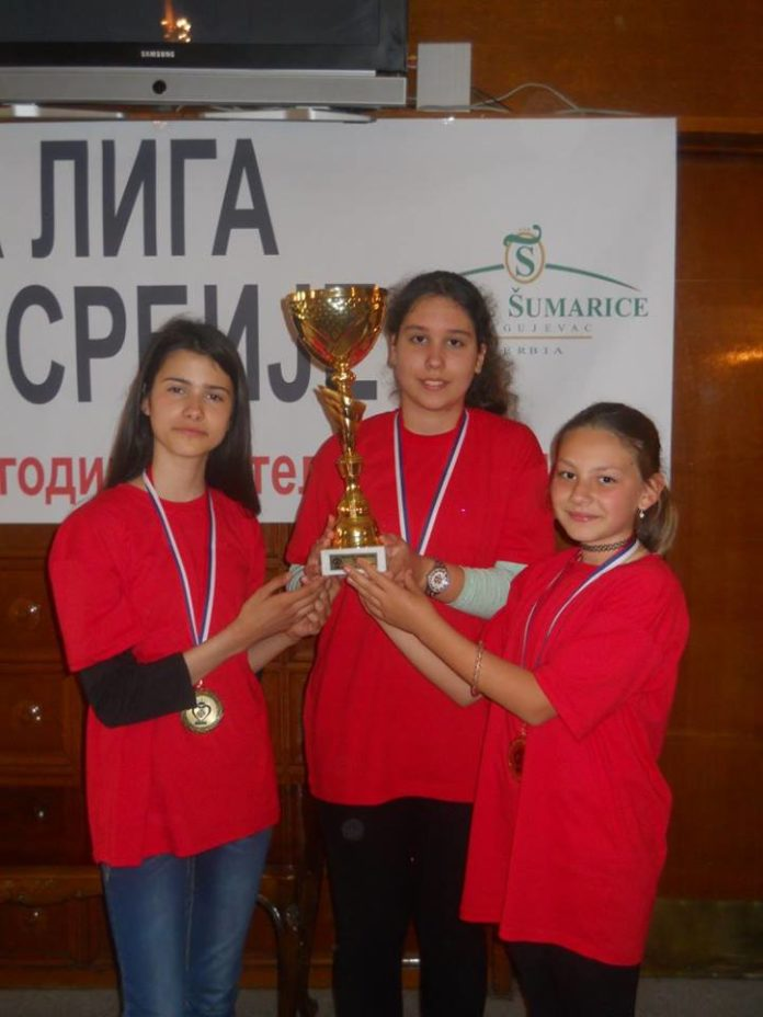 Dečiji šahovski klub