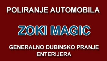 "Servis za poliranje vozila ""Zoki Magic"""