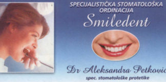 "Stomatološka ordinacija ""Smiledent"""