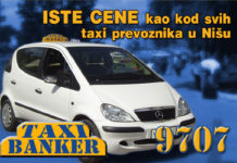 Banker taxi