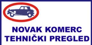 """Tehnički pregled """"Novak komerc"""""""
