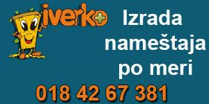 Namestaj Iverko