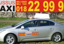 """Taxi prevoz """"Naissus Taxi"""""""