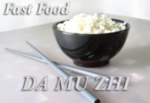 "Kineski restoran ""Da Mu Zhi"""