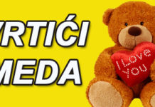 "Predškolska ustanova - vrtići ""Meda"""