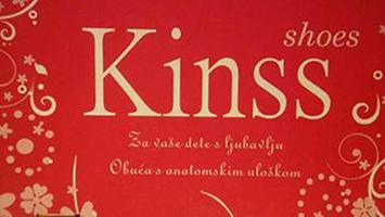 """Proizvodnja dečije obuće """"Kinss"""""""