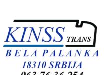 """Prevoz robe i prodaja ogrevnog drveta """"Kinss Trans"""""""