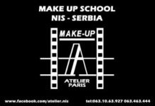 Make up atelier Paris - Niš Andjelina Stamenković