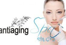 "Studio za negu lica i tela ""Antiaging SPA studio"""