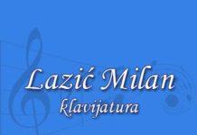 "Solista, pevač ""Milan Lazić"""